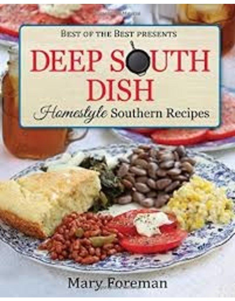 Deep South Dish Cookbook