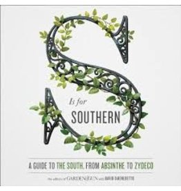 S is for Southern Cookbook DISC