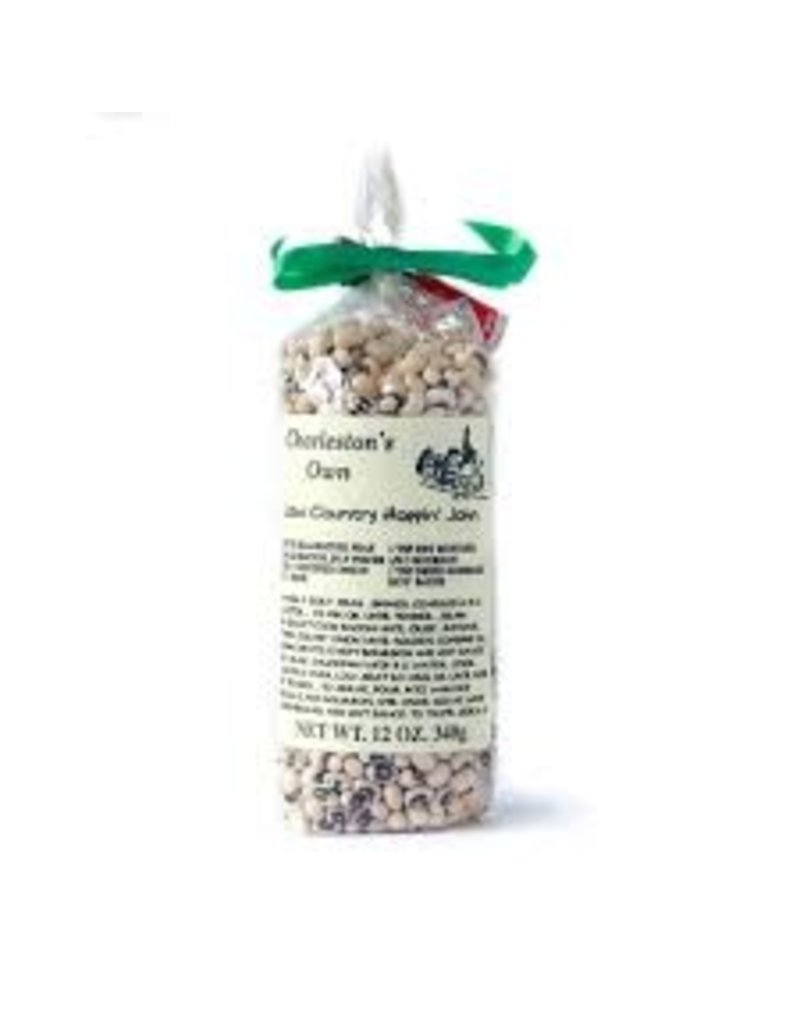 Charleston's Own Hoppin' John Black Eyed Peas 12oz