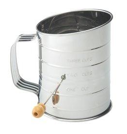 Harold Imports Sifter Crank 3 cup