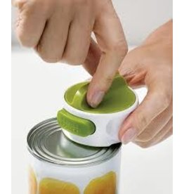 Joseph Joseph Can Do Can Opener, White/Green