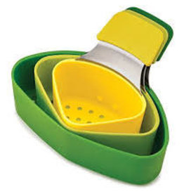 Joseph Joseph Nest Steam Set, Green