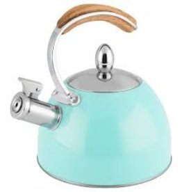True Brands Presley Tea Kettle - light blue