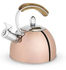 True Brands Presley Tea Kettle - rose gold