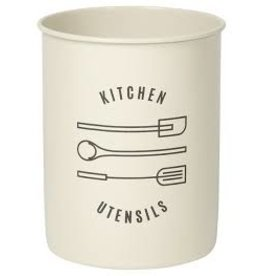 Now Designs Utensil Crock Ivory Kitchen