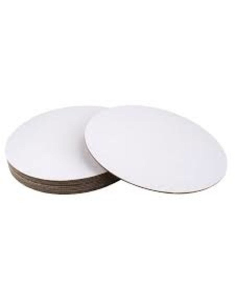 Foxrun Cardboard Cake Bases 10'' set of 12