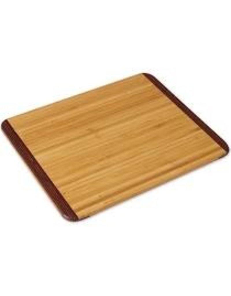 Island Bamboo/Wilshire 9x7 Rainbow Pakka Bar Board