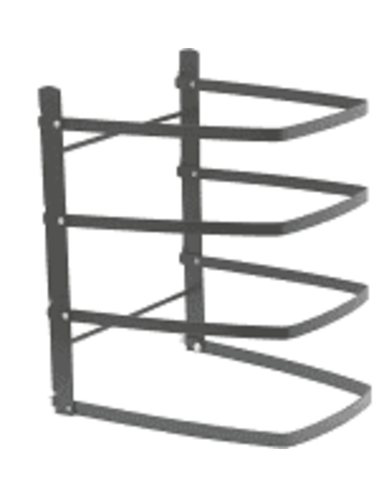 Harold Imports 4 Tier Cooling Rack