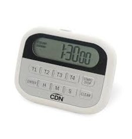 CDN 4-Event Timer & Clock DISC