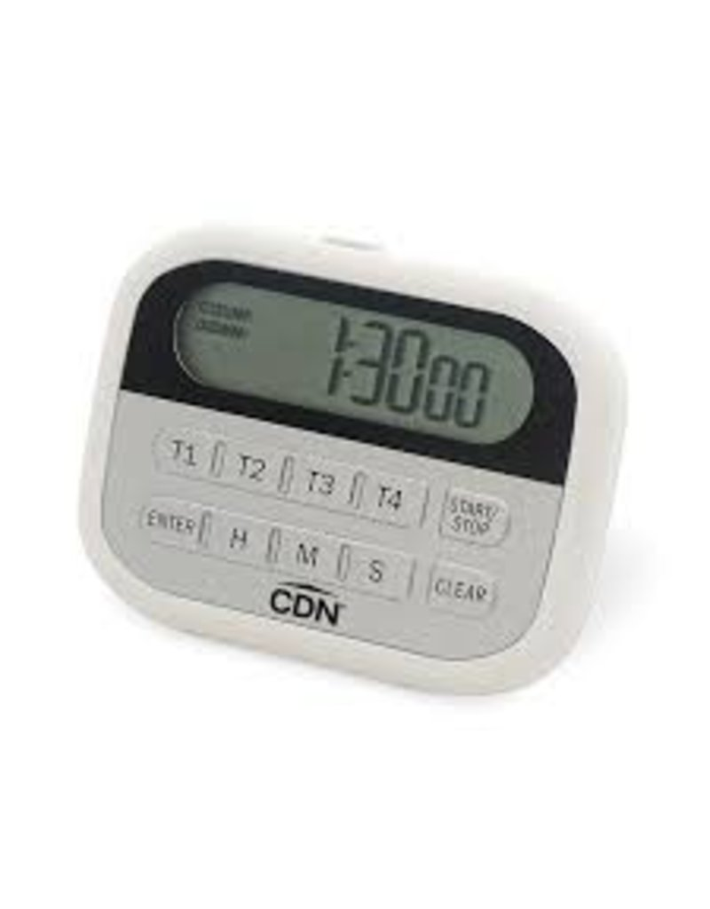 CDN 4-Event Timer & Clock DISC