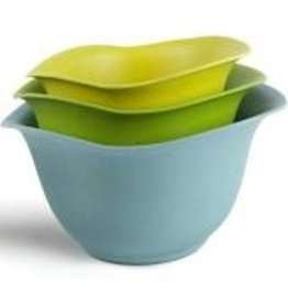 Architec EcoSmart Purelast Mixing Bowls, Set of 3