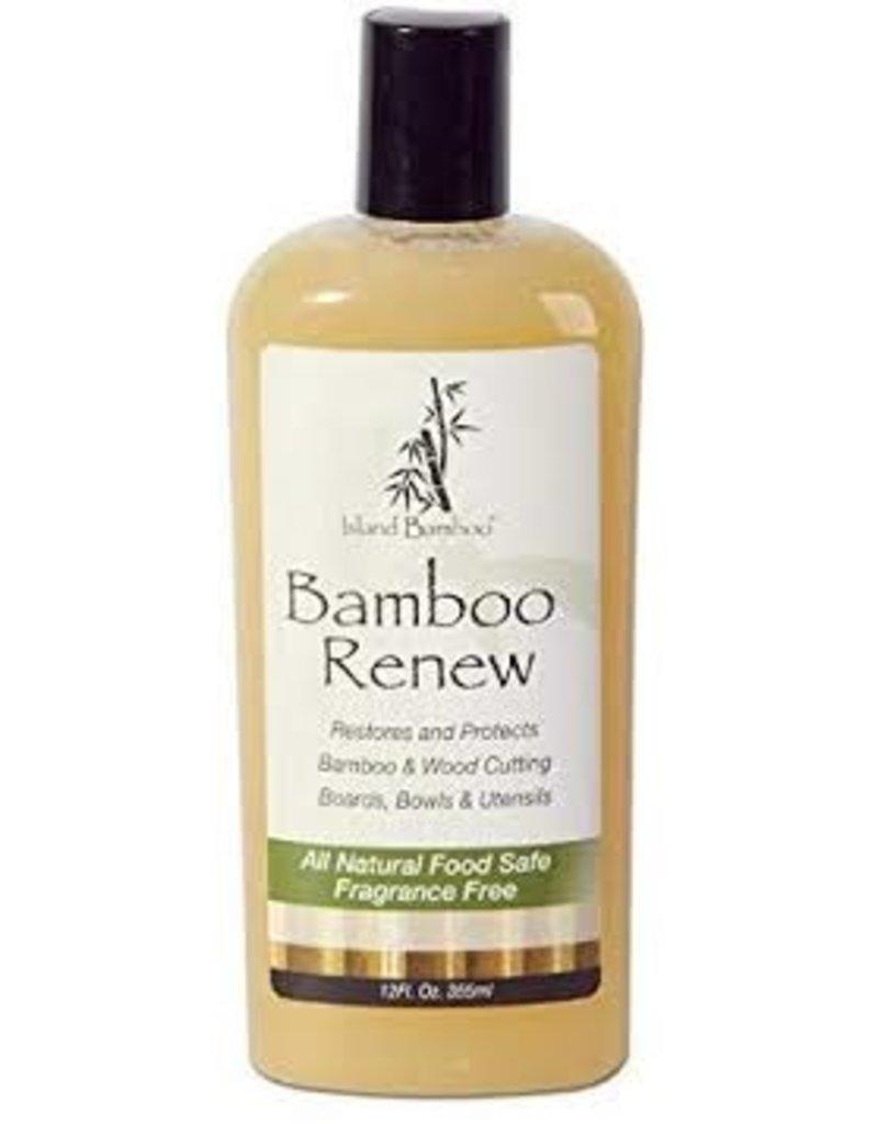 Island Bamboo/Wilshire Bamboo Renew Oil 12oz