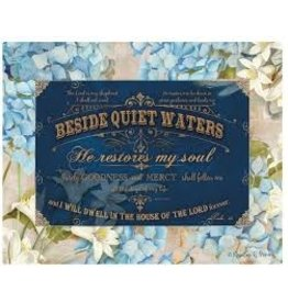 "American Products Group Magic Slice Flexible Cutting Board/Mat ""Quiet Waters'' disc"