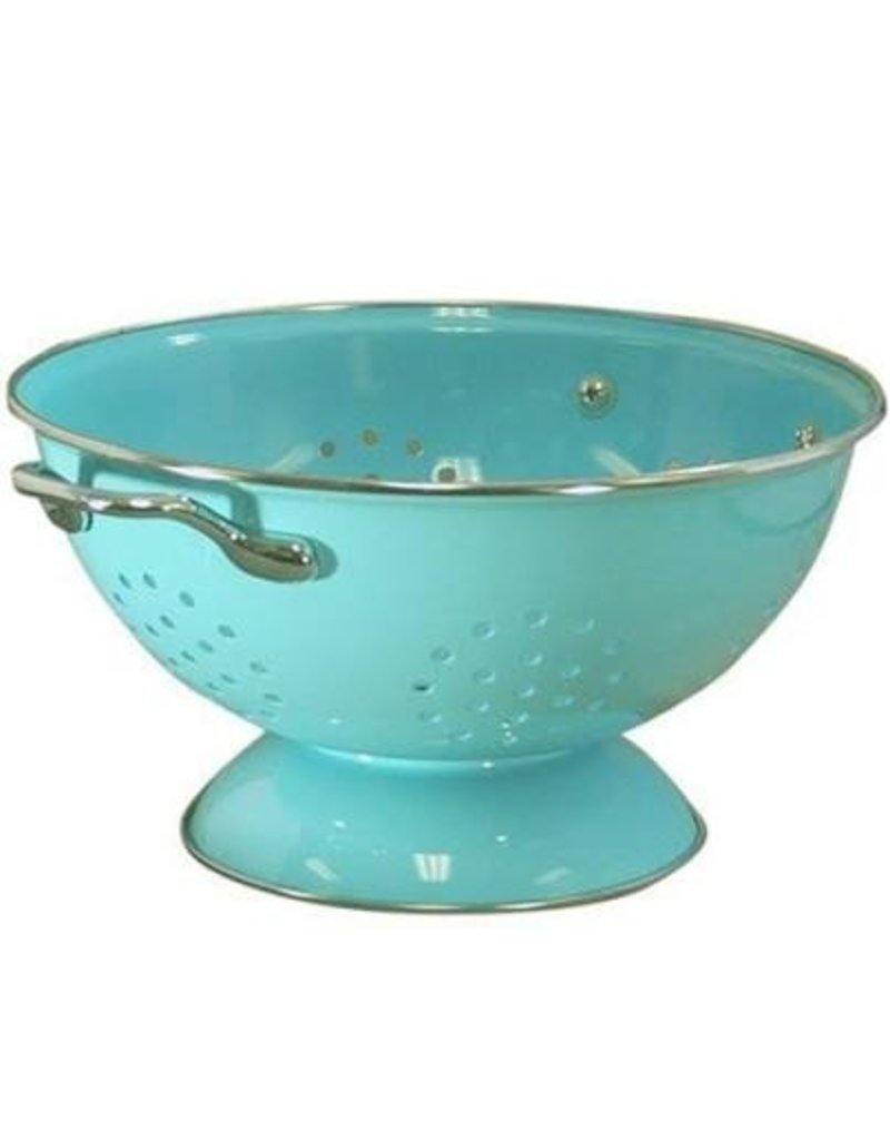 Now Designs Colander Turquoise 3Qt