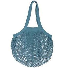 Now Designs Stretchy Net Shopping Bag, Blue