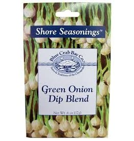 Blue Crab Bay Co. GREEN ONION DIP BLEND .6oz DISC