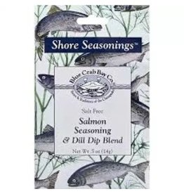 Blue Crab Bay Co. SALMON SEASONING .5oz