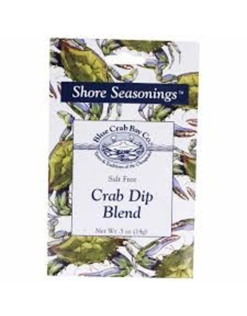 Blue Crab Bay Co. CRAB DIP BLEND .5oz