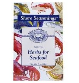 Blue Crab Bay Co. HERBS FOR SEAFOOD .5oz