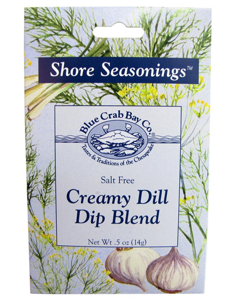 Blue Crab Bay Co. CREAMY DILL DIP BLEND .5oz