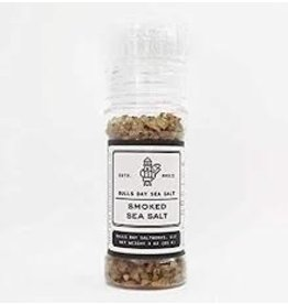 Bull's Bay Bulls Bay Smoked Sea Salt 3oz Grinder