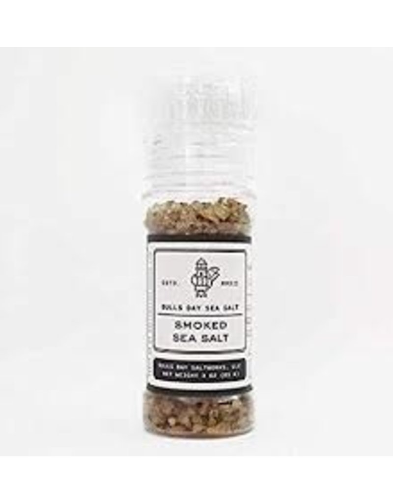 Bull's Bay Bulls Bay Smoked Sea Salt 3oz Grinder