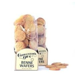 Charleston's Own Benne Wafers, 3oz Bag