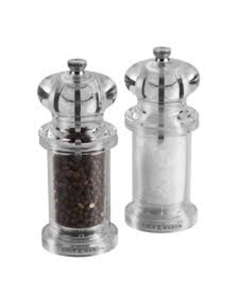 Cole & Mason/DKB Salt and Pepper Set, 505 ACRYLIC