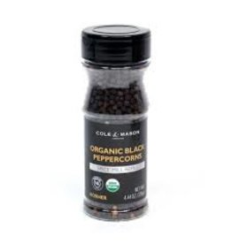 Cole & Mason/DKB Organic Black Pepper Refill 4.44oz disc