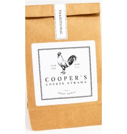 Coopers Coopers Cheese Straws, Traditional, 6oz