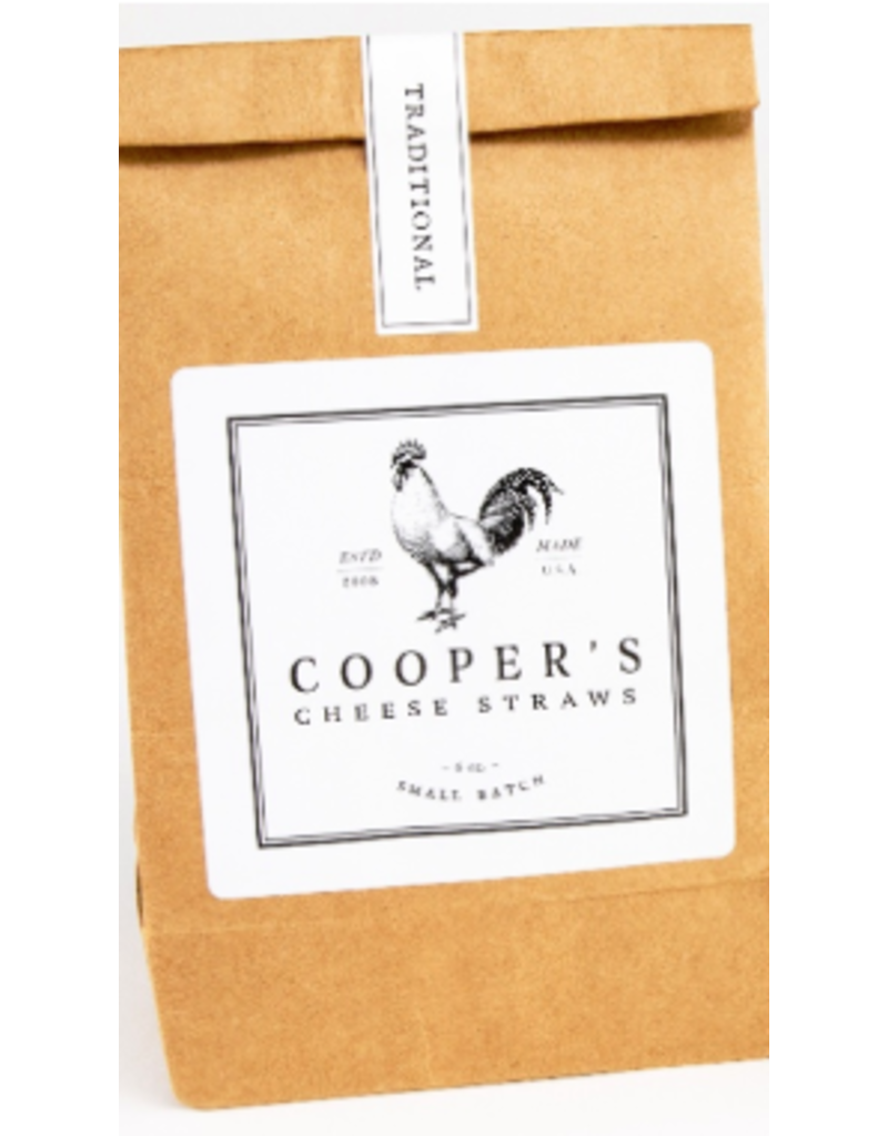 Coopers Cheese Straws 6oz, Traditional