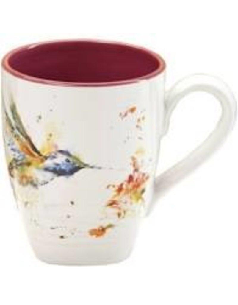 Demdaco Dean Crouser Mug - Hummingbird  16oz
