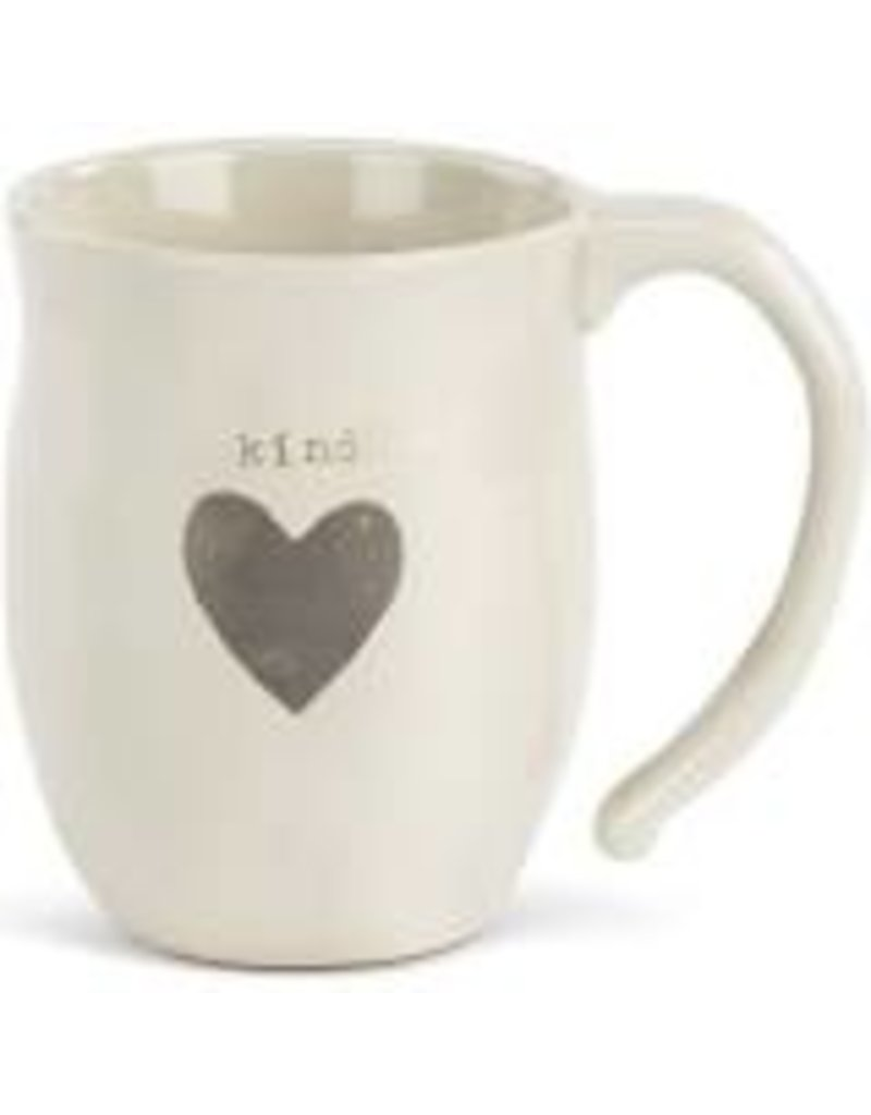 Demdaco Heart Mug - Kind 16oz