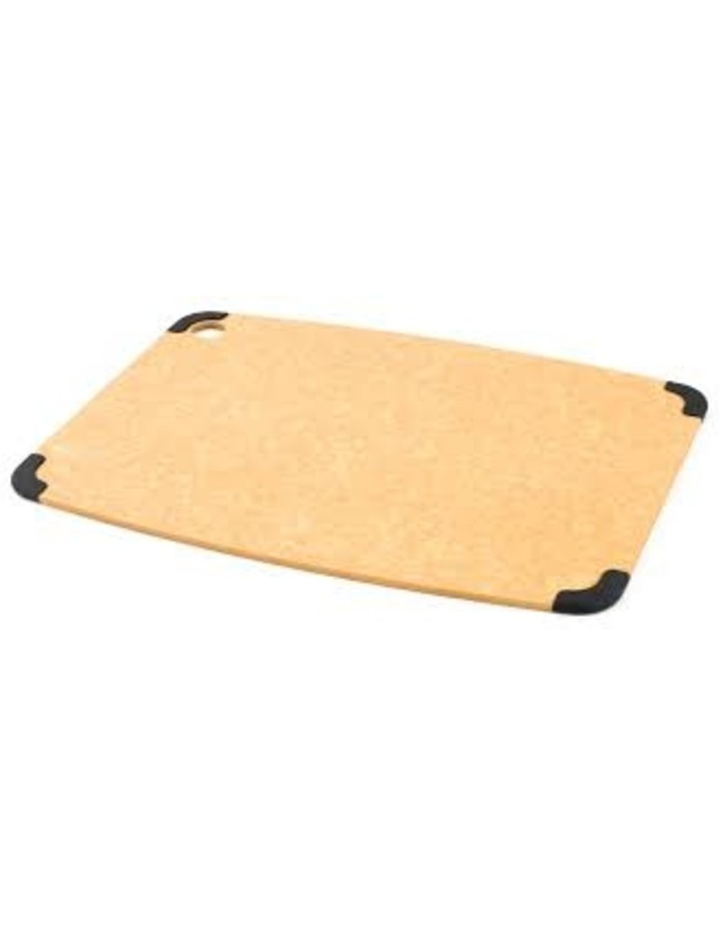 Epicurean Epicurean Board 11.5x9, Natural with Brown Nonslip