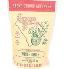 Marsh Hen Mill White Grits 24oz