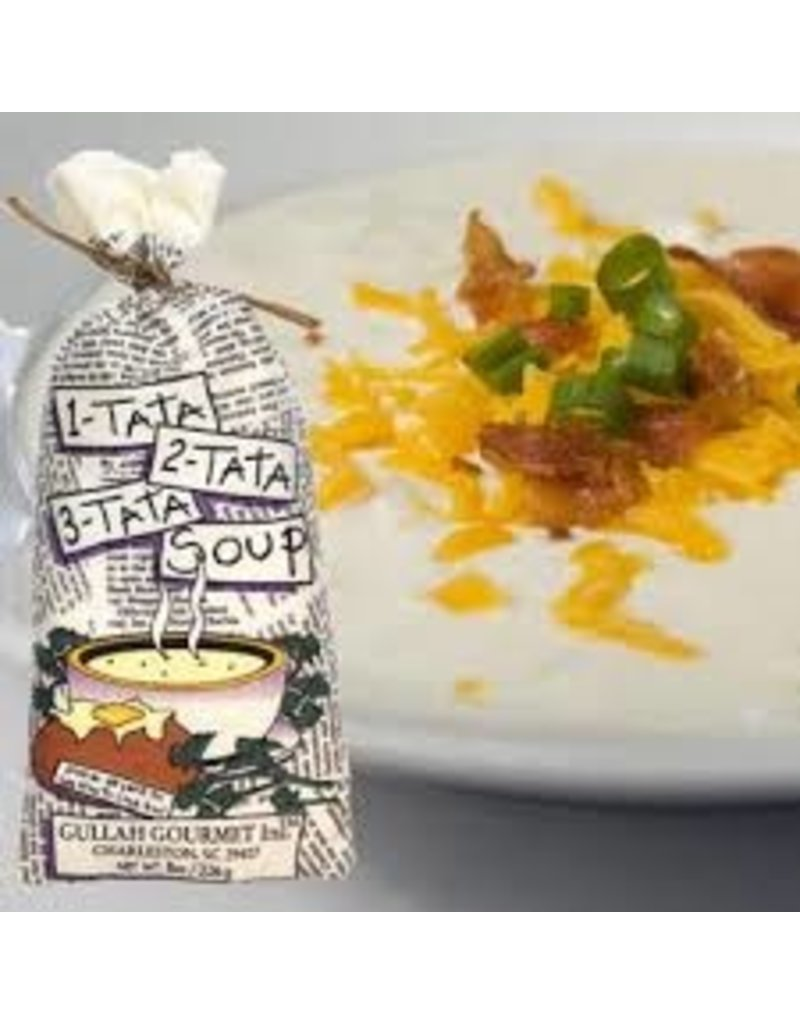 Gullah Gourmet TaTa Potato Soup Mix 8oz
