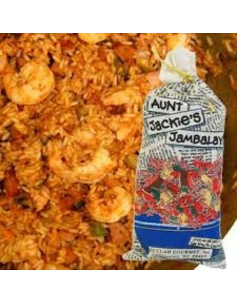 Gullah Gourmet Aunt Jackies Jambalaya Mix 9.4oz