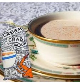 Gullah Gourmet Cream Da Crab Soup Mix 6oz