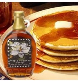 Gullah Gourmet Sweet Magnolia Morning Maple Praline Syrup 12oz