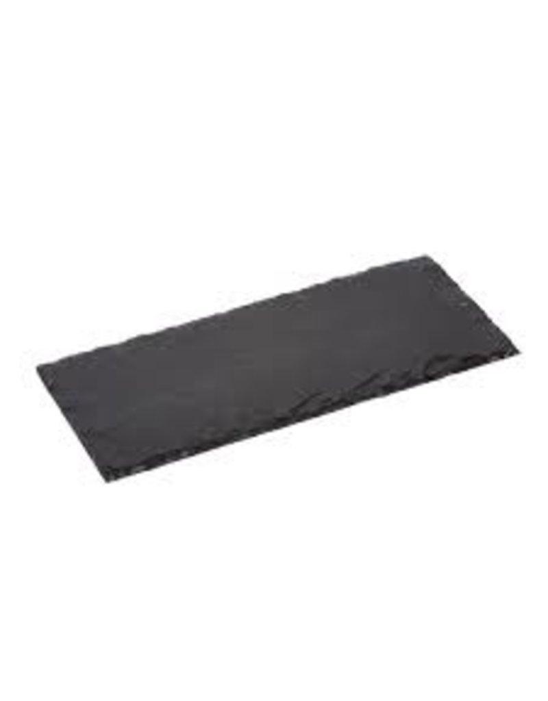 JK Adams Charcoal Slate Serving Tray 12x5