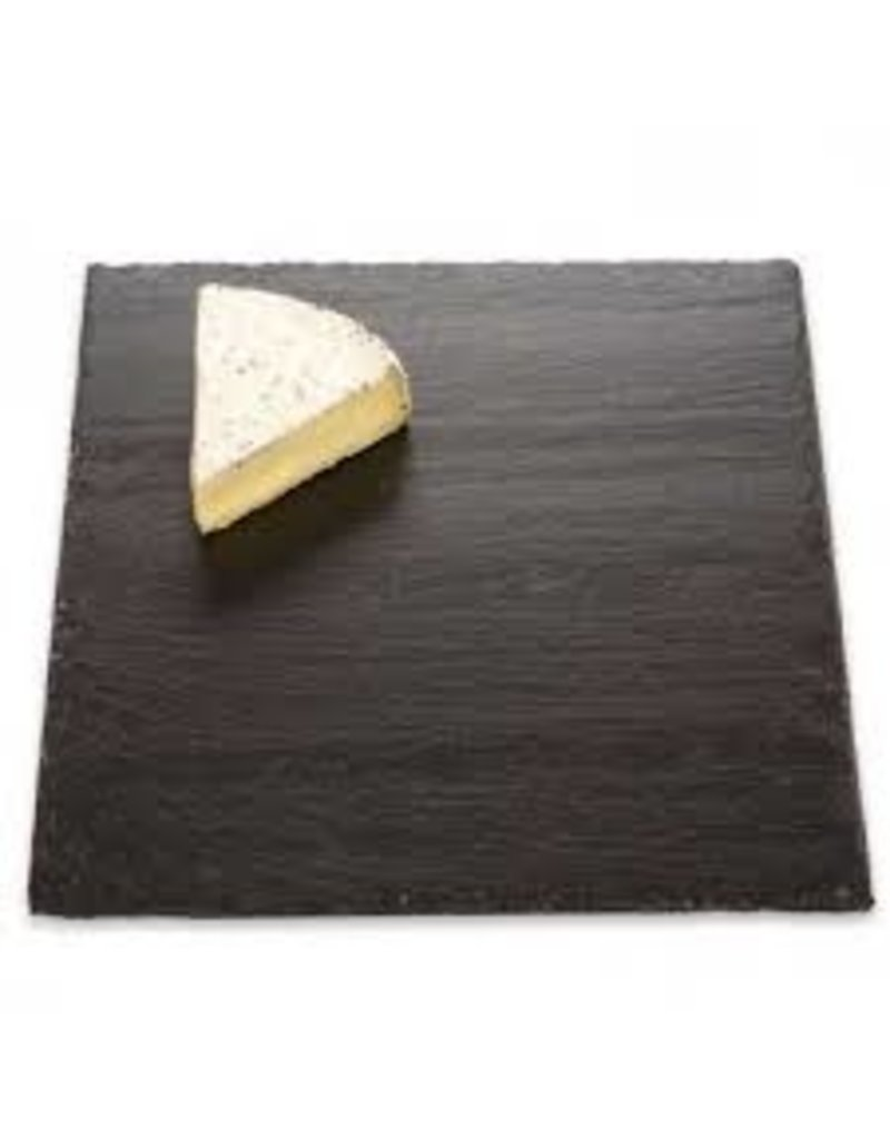 JK Adams Charcoal Slate Cheese Server 12x12