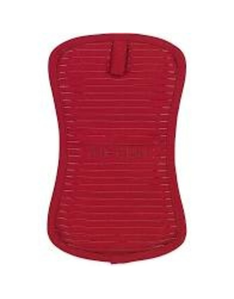 John Ritzenthaler AllClad Silicone Potholder, Chili Red