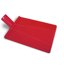 Joseph Joseph Chop2Pot Plus Foldable Cutting Board, Red SM
