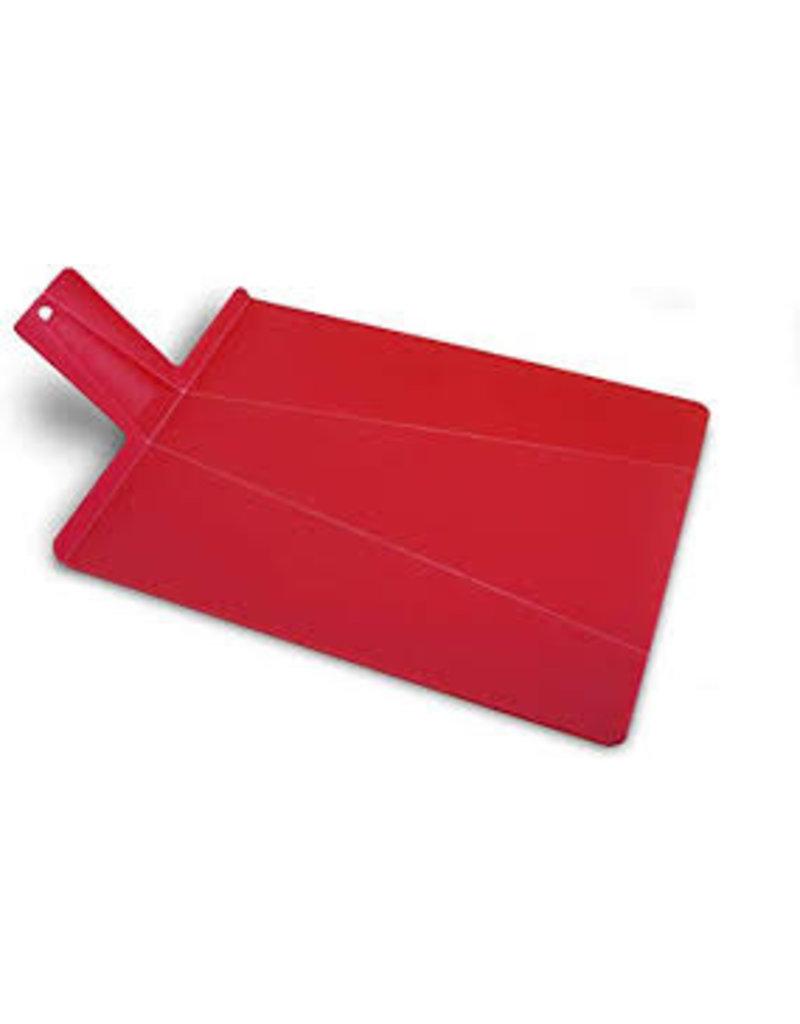 Joseph Joseph Chop2Pot Plus Foldable Cutting Board, Red SM