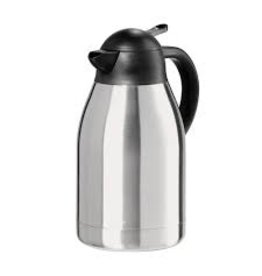 Oggi Catalina Stainless Thermal Vacuum Carafe with Press Button Top 68oz