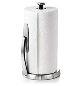 OXO Good Grips Stainless SimplyTear Standing Paper Towel Holder cir