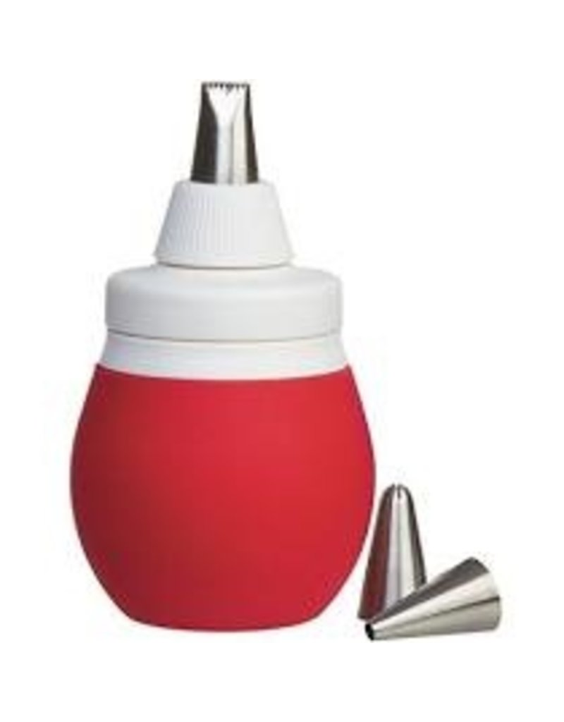 Progressive Decorating Bulb with 3 Tips/12