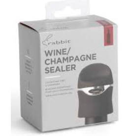 Rabbit Wine/Champagne Bottle Sealer