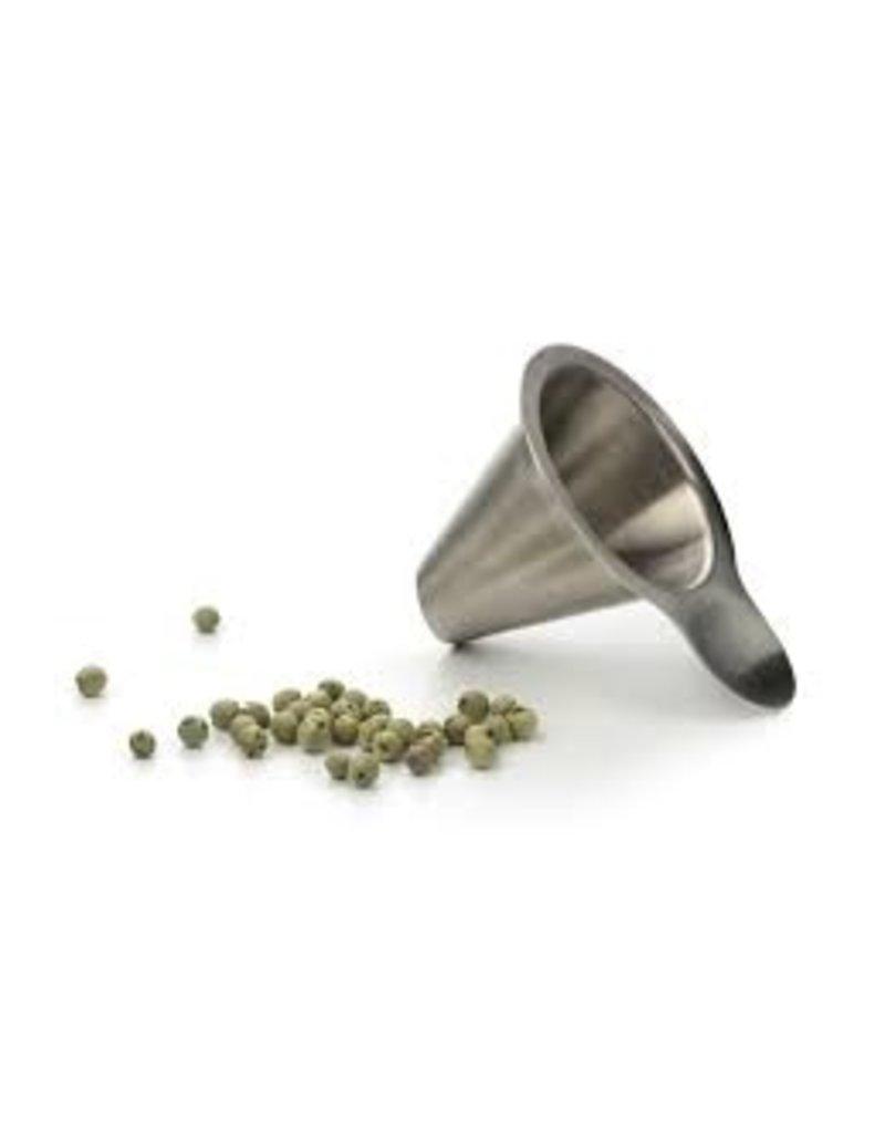 RSVP Endurance Salt Pepper Spice Funnel