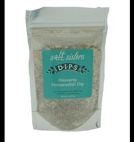SALT Sisters Heavenly Horseradish Dip 2oz disc